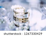 jewelry and luxury gift for her ... | Shutterstock . vector #1267330429