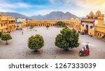 jaipur  rajasthan  india ... | Shutterstock . vector #1267333039
