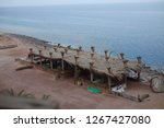 day trip in dahab  egypt | Shutterstock . vector #1267427080