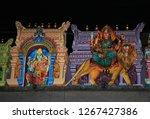sri veeramakaliamman temple... | Shutterstock . vector #1267427386
