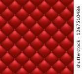 Quilted Red Background....