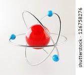 atom | Shutterstock . vector #126758276