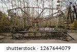 Ruins Of The Carousel In An...