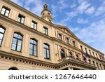 riga city council  latvian ... | Shutterstock . vector #1267646440