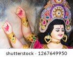 delhi  india   october 16 2018  ... | Shutterstock . vector #1267649950