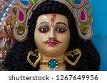 delhi  india   october 16 2018  ... | Shutterstock . vector #1267649956