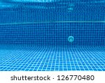 Water In Swimming Pool...
