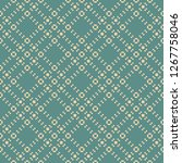 square grid seamless pattern....   Shutterstock .eps vector #1267758046