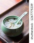 health porridge in the soup of... | Shutterstock . vector #1267775239
