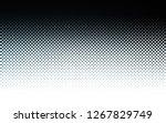 light blue vector template with ... | Shutterstock .eps vector #1267829749