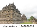 candi plaosan is a temple... | Shutterstock . vector #1267870639