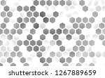 light silver  gray vector... | Shutterstock .eps vector #1267889659
