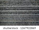 grey carpet texture background. | Shutterstock . vector #1267922869