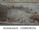 brick wall texture | Shutterstock . vector #1268028226