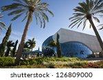 st. petersburg  florida  ... | Shutterstock . vector #126809000