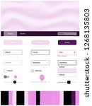light purple  pink vector web...