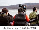 kleinfeltersville  pa  usa  ... | Shutterstock . vector #1268143210