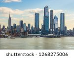 new york   ny   united states... | Shutterstock . vector #1268275006