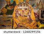 jammu   india 23 july 2018... | Shutterstock . vector #1268299156