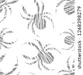 seamless vector pattern of... | Shutterstock .eps vector #1268398279