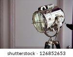 metal floor lamp for... | Shutterstock . vector #126852653