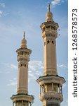 Tower Of Masjidil Haram In...