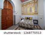 fes  morocco   november 21 ... | Shutterstock . vector #1268770513