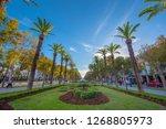 fes  morocco   15 december ... | Shutterstock . vector #1268805973