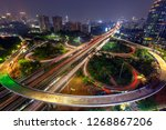 jakarta officially the special... | Shutterstock . vector #1268867206