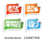 Seller Speech Bubbles Set For...