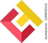 xet eternal token...   Shutterstock .eps vector #1268920213