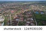 aerial views of trinidad in... | Shutterstock . vector #1269030100