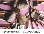 a set of beautiful different...   Shutterstock . vector #1269039829