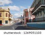mindelo  cape verde   october...   Shutterstock . vector #1269051103