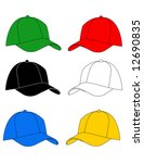 hat vector illustration | Shutterstock .eps vector #12690835