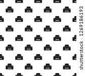 home printer pattern seamless... | Shutterstock . vector #1269186193