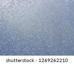 glass is uniformly frosting....   Shutterstock . vector #1269262210