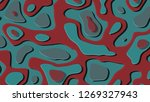 background in paper style....   Shutterstock . vector #1269327943