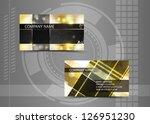 vector abstract creative... | Shutterstock .eps vector #126951230