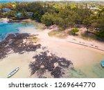 bain boeuf mauriutius.... | Shutterstock . vector #1269644770