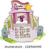 a vector illustration of a...   Shutterstock .eps vector #126966440