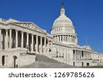 united states capitol dome in...   Shutterstock . vector #1269785626