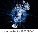 beyond geometry series....   Shutterstock . vector #126980663