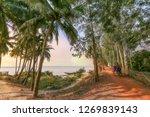 west bengal  india  december 25 ... | Shutterstock . vector #1269839143