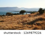 The Sea Of Galilee And Church...