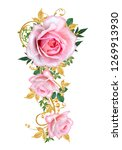 decorative ornament  paisley...   Shutterstock . vector #1269913930