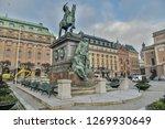stockholm  sweden   november 22 ...   Shutterstock . vector #1269930649