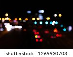 abstract blurred background of... | Shutterstock . vector #1269930703