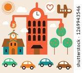 corporate social responsibility   Shutterstock .eps vector #1269943546