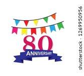 anniversary  80 years...